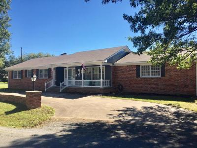 Vinita Single Family Home For Sale: 123 Arcadia Rd
