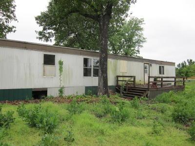 Eucha Single Family Home For Sale: 1040 Ok-28