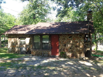 Grove Single Family Home For Sale: 61900 E 262 Loop