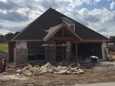 Afton Single Family Home For Sale: Ok-125