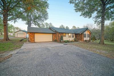 Vinita Single Family Home For Sale: 26328 S 4420 Rd
