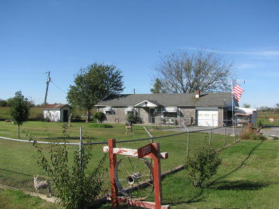 Fairland OK Single Family Home For Sale: $147,500