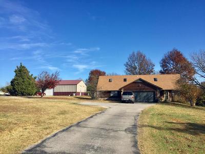 Vinita Single Family Home For Sale: 23152 S 4390 Rd