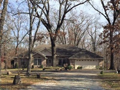 Grove OK Single Family Home Sale Pending: $310,000