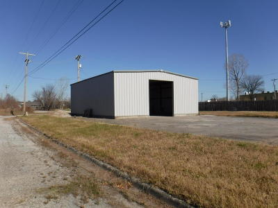 Miami OK Commercial For Sale: $55,000