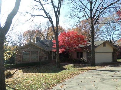Afton Single Family Home For Sale: 451393 Blue Heron Drive