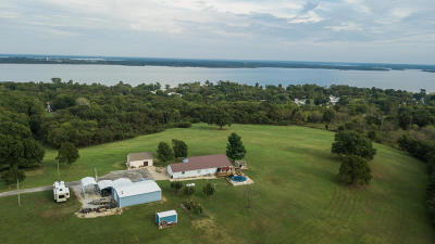 Craig County, Delaware County, Mayes County, Ottawa County Single Family Home For Sale: 100 Maple Ave