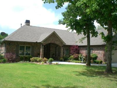 Craig County, Delaware County, Mayes County, Ottawa County Single Family Home For Sale: 4546 E 480