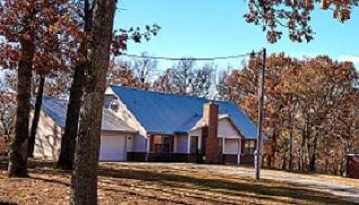 Craig County, Delaware County, Mayes County, Ottawa County Single Family Home For Sale: 2869 N 440