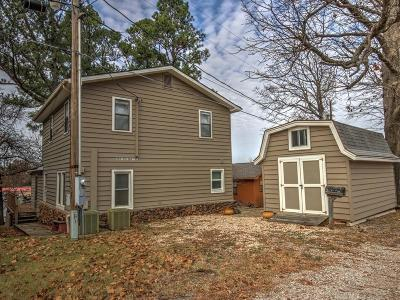 Single Family Home For Sale: 34587 S 4480 Rd