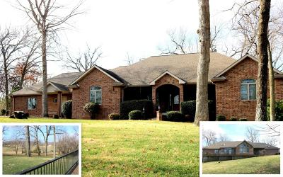 Grove Single Family Home For Sale: 3455 Scenic Dr