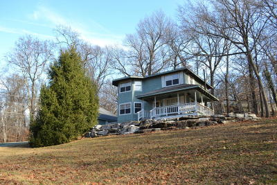 Craig County, Delaware County, Mayes County, Ottawa County Single Family Home For Sale: 453923 Gran Dr