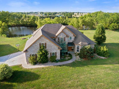Vinita Single Family Home For Sale: 22457 S Highway 2