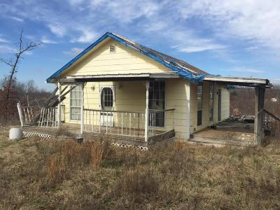 Jay OK Single Family Home For Sale: $25,000