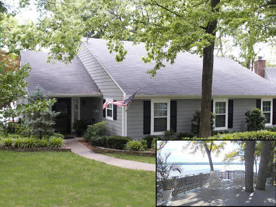 Monkey Island Single Family Home For Sale: 30311 S 555 Road #2