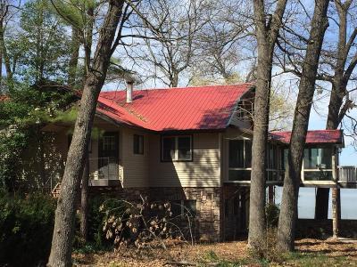 Eucha Single Family Home For Sale: 577 Private Road 098