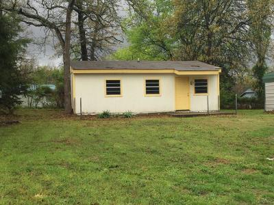 Eucha Single Family Home For Sale: 477 Coffman