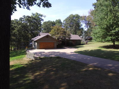 Grove Single Family Home For Sale: 2936 Twin Cove Ln