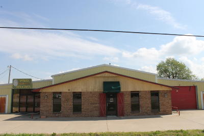 Grove OK Commercial For Sale: $225,000