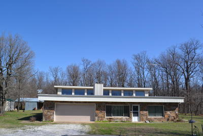 Afton Single Family Home For Sale: 26800 S 520 Road