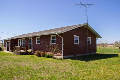 Grove Single Family Home For Sale: 63730 E 280 Rd