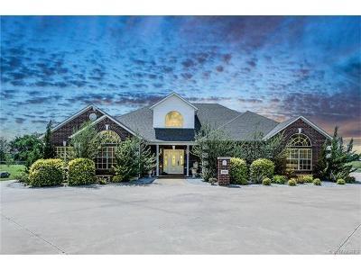 Afton, Vinita Single Family Home For Sale: 24027 S 4400 Rd