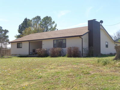 Grove Single Family Home For Sale: 30301 S 630 Rd