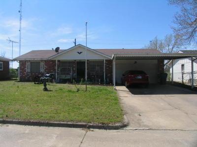 Vinita Single Family Home For Sale: 261 Sunset Dr