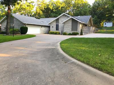 Grove Single Family Home For Sale: 807 Inwood Dr