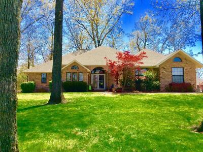 Grove Single Family Home For Sale: 3401 Callie Dr