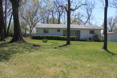 Afton Single Family Home For Sale: 32284 S 4525 Rd
