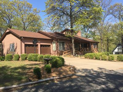 Single Family Home For Sale: 454018 Kings Point Rd