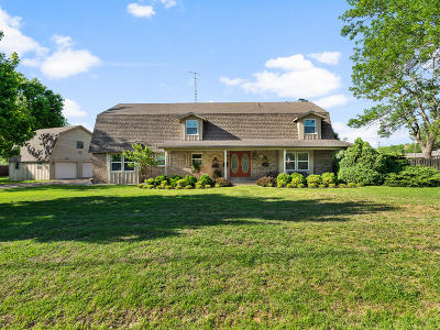 Vinita Single Family Home For Sale: 102 Arcadia Rd