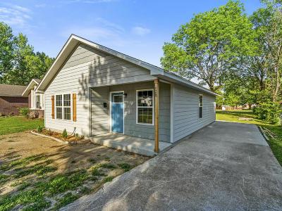 Vinita Single Family Home For Sale: 628 N Gunter St