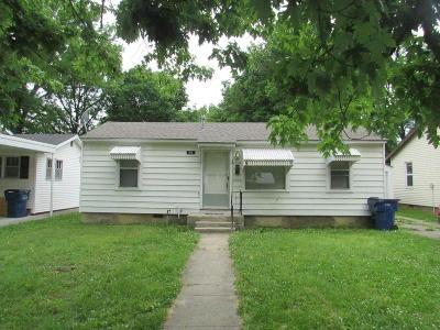 Vinita Single Family Home For Sale: 511 N Miller