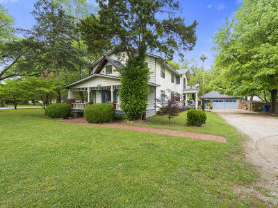 Vinita Single Family Home For Sale: 526 W Tahlequah Ave