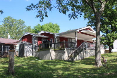 Mobile Home Sale Pending: 25977 S 605 Rd