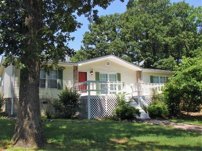 Grove OK Mobile Home Sale Pending: $79,700
