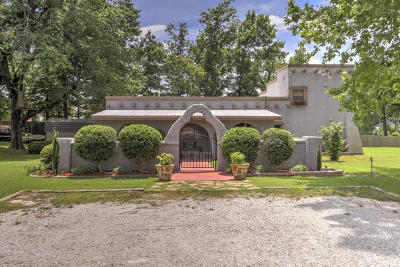 Vinita Single Family Home For Sale: 35647 Circle Dr