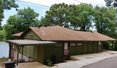 Grove Single Family Home For Sale: 1417 Lakeview Dr