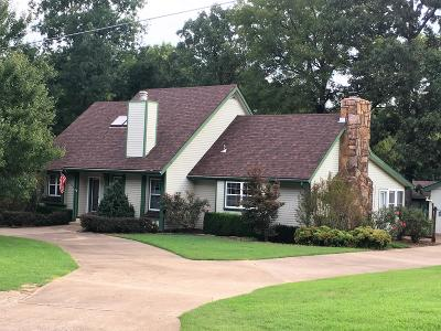 Grove Single Family Home For Sale: 25800 S 650 Rd