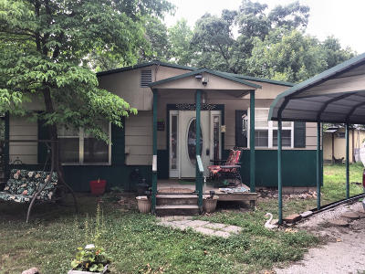 Eucha Single Family Home For Sale: 370 Coffman