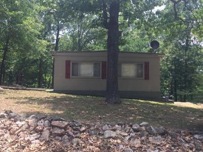 Eucha Single Family Home For Sale: 325 Muskogee Rd
