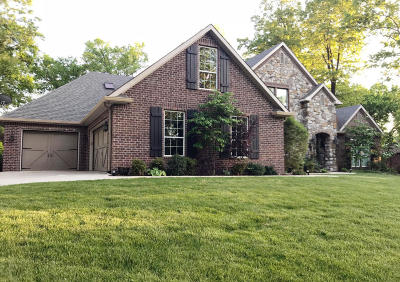 Grove Single Family Home For Sale: 3431 Scenic Dr
