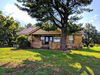 Vinita Single Family Home For Sale: 1509 Rock Rd
