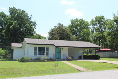 Grove OK Single Family Home For Sale: $97,500