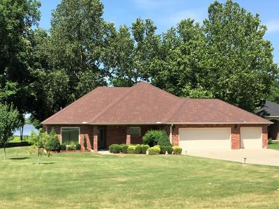Monkey Island Single Family Home For Sale: 27204 S Highway 125 Hwy #8