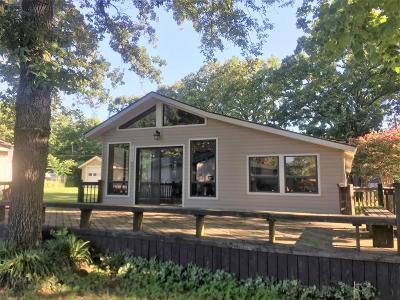 Monkey Island Single Family Home For Sale: 56198 E 289 Road