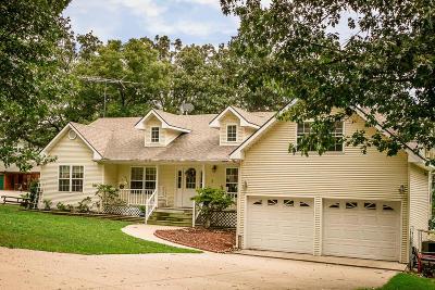 Grove Single Family Home For Sale: 53981 E 353 Rd