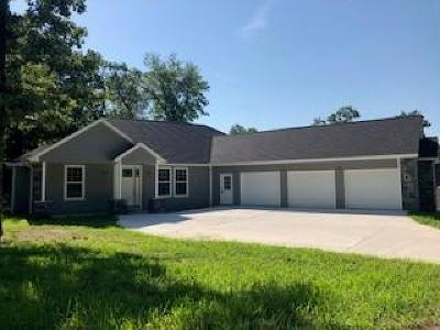 Craig County, Delaware County, Mayes County, Ottawa County Single Family Home For Sale: 31796 S 598 Ct
